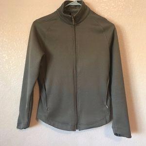 Nike Pro Golf Grey zipped sweater
